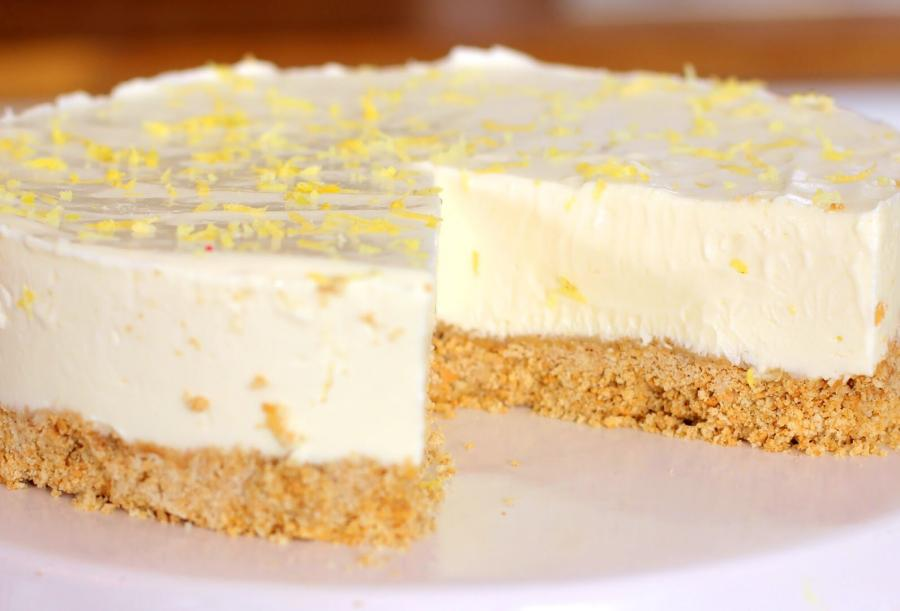 When Baking's A Bind, Make It Easy Peasy Lemon... Cheesecake!