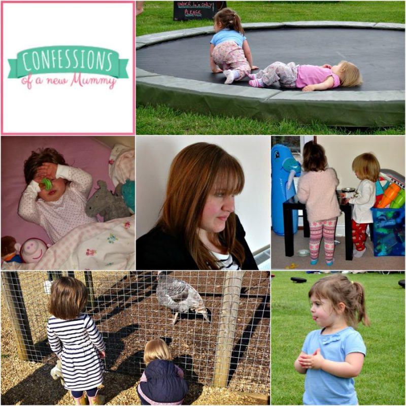 #FessUpFriday With Kate From confessionsofanewmummy.co.uk