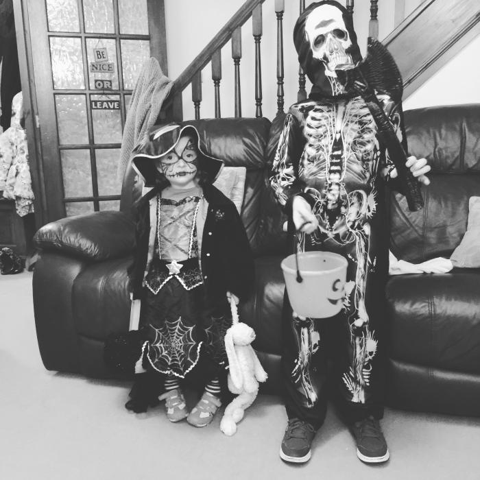 #LivingArrows - Happy HalloweenSpooky Spectacular