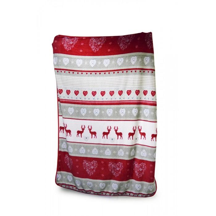 Bring Comfort Into Your Home This Christmas With The Nordic Christmas Fleece