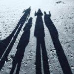 #MySundayPhoto - Sandy Silhouettes