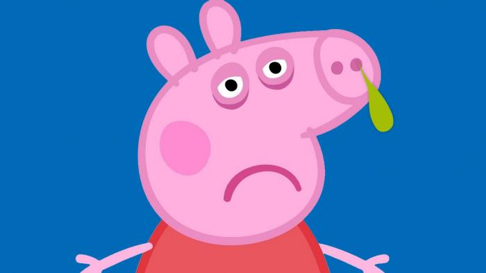 Less Panic More Peppa