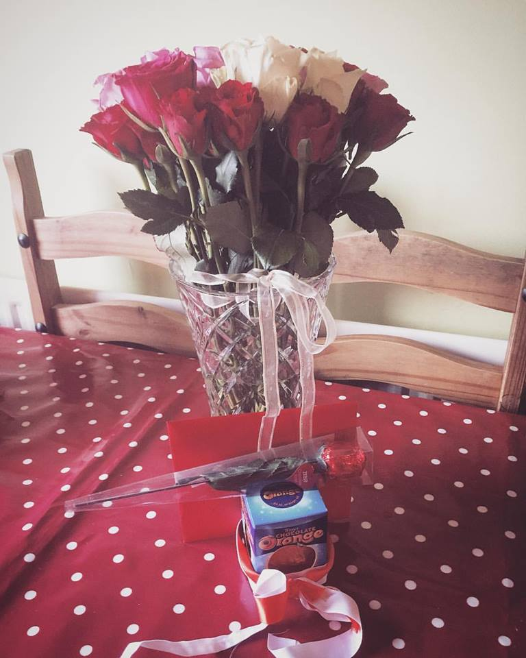 Spoilt Rotten For Valentines Day