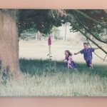 Making Memories With Canvas Champ Personalised Photo Canvases