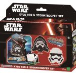 Going To The Dark Side With The Aquabeads Star Wars Kylo Ren & Stormtrooper Set