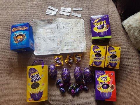 #LittleLoves - Easter Egg Hunts, Car Share & Crafts