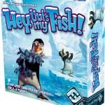 Super Strategy Fun With 'Hey That's My Fish'