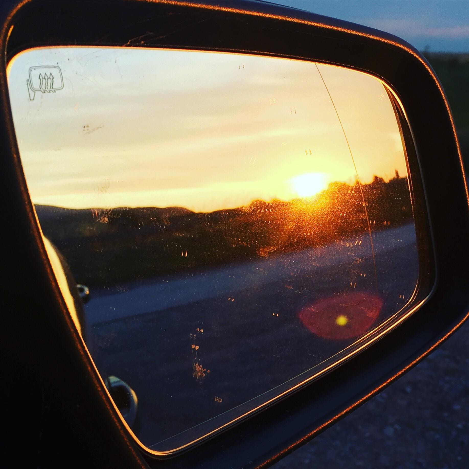 #MySundayPhoto - Looking Back