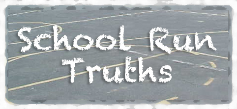 School Run Truths – 40 Facts From The Yard