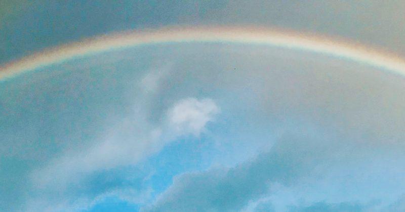 #MySundayPhoto - Rainbow Days