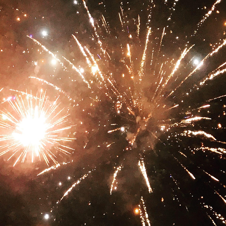#MySundayPhoto – Fireworks Frenzy
