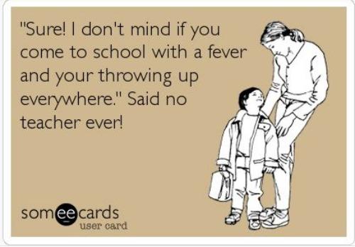 Sickness & Skipping School