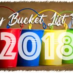 My 2018 Bucket List