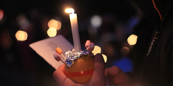 The Christmas Carol Service, A Time To Reflect
