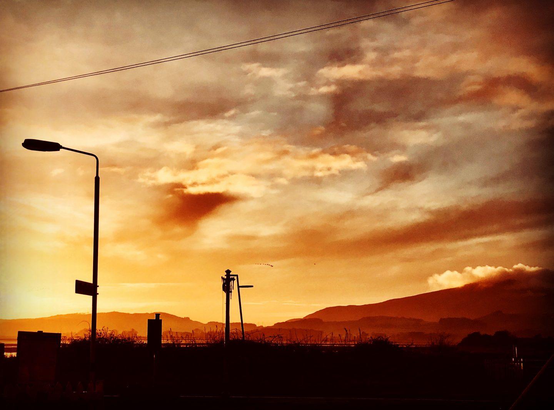 #MySundayPhoto – Fire On The Side