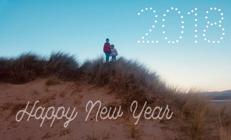 #LivingArrows – Happy New Year 1/52 (2018)