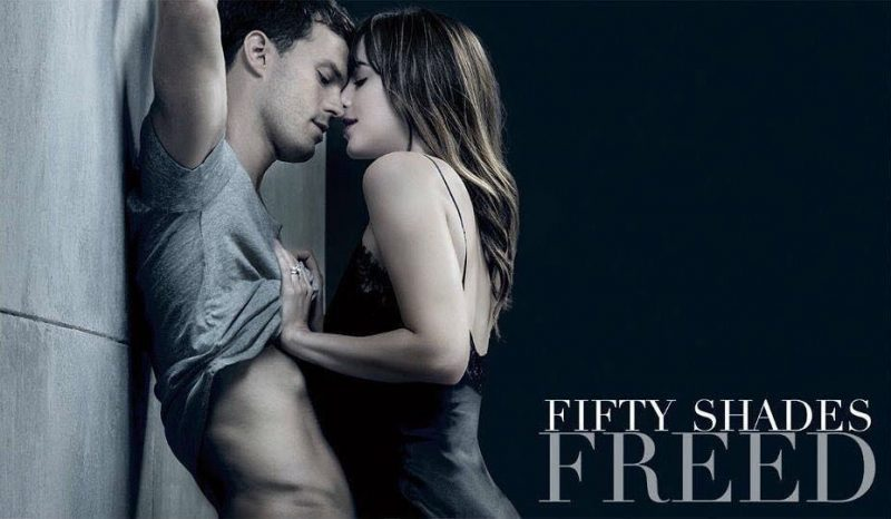 #LittleLoves - Half Term, Size Shifts & Fifty Shades Freed