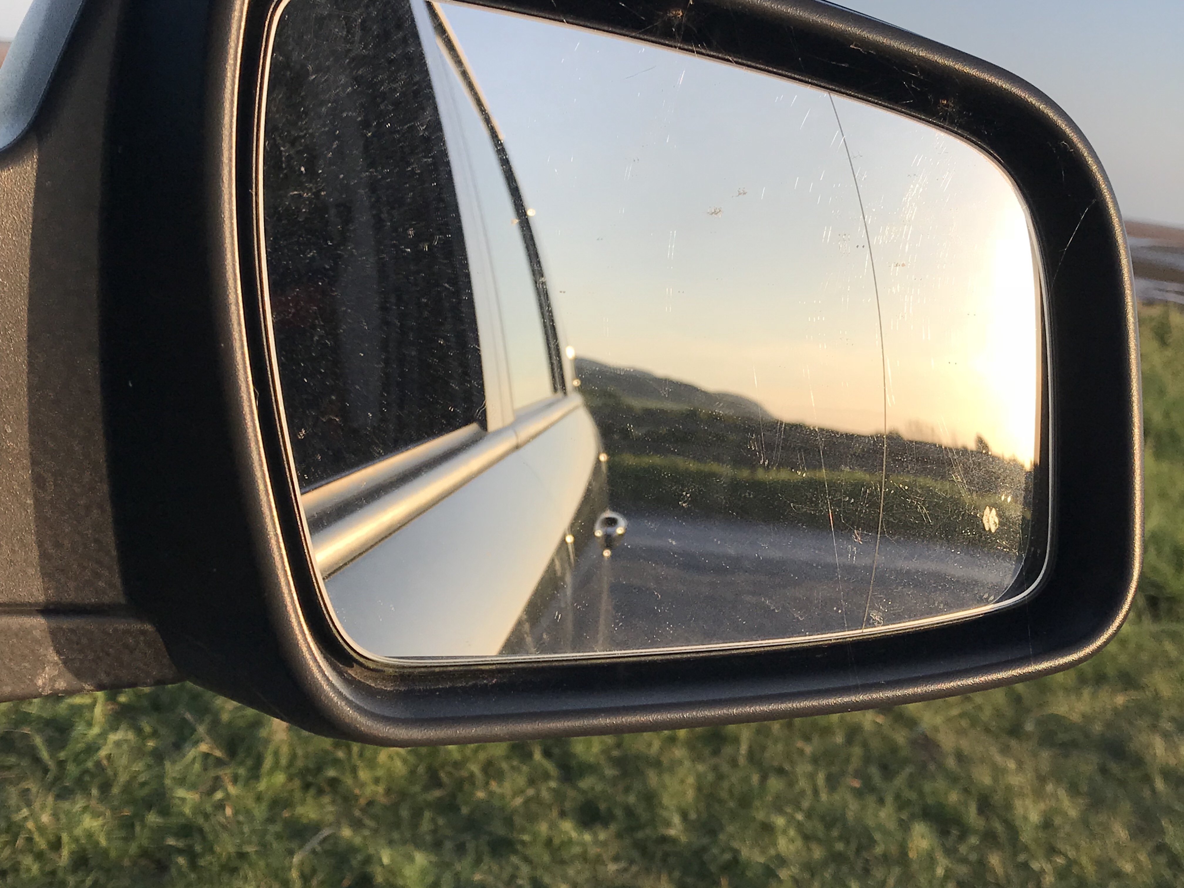 #MySundayPhoto - Take A Look In The Mirror