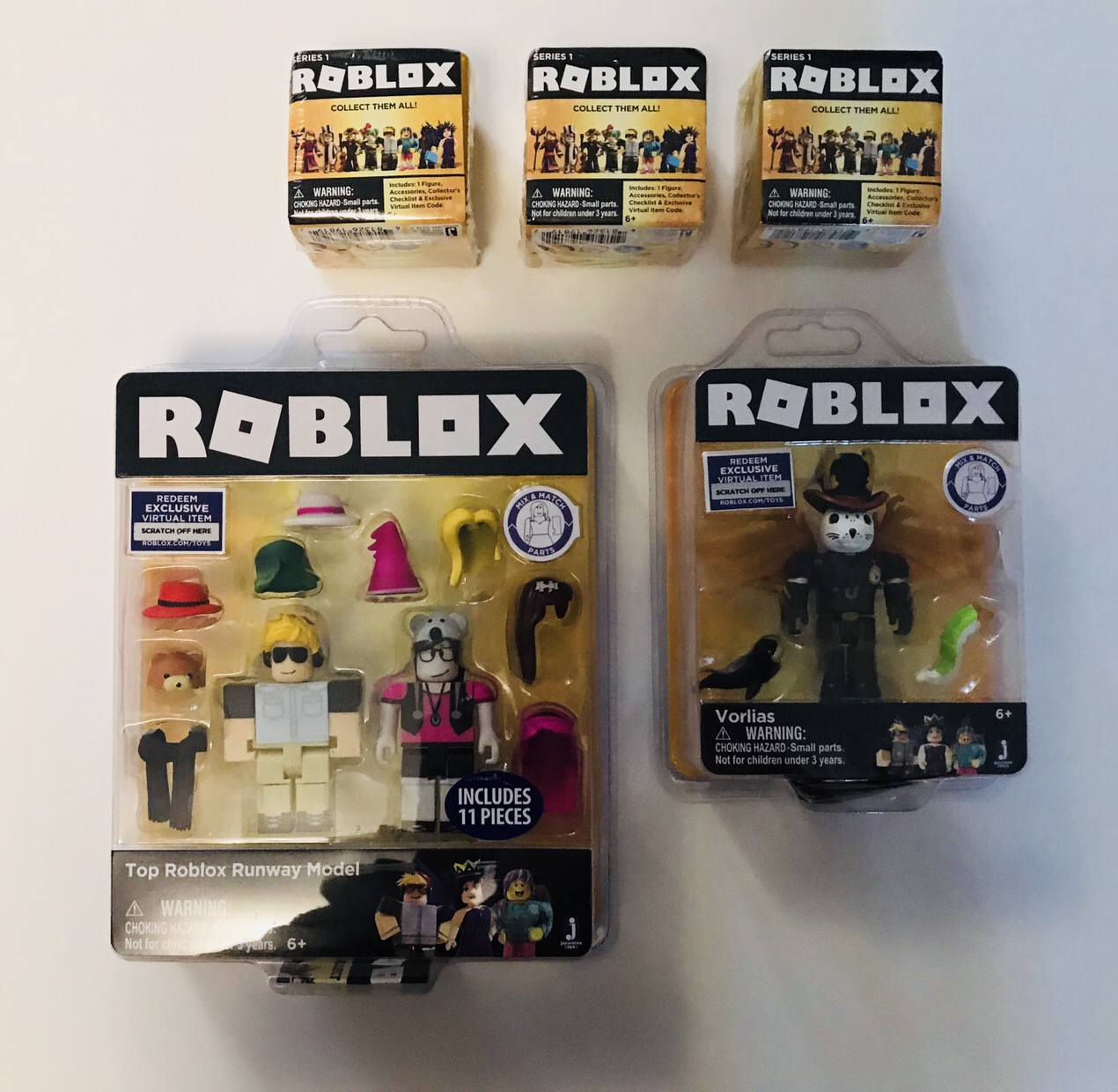 Reviewing The Roblox Celebrity Toy Range - RachelSwirl