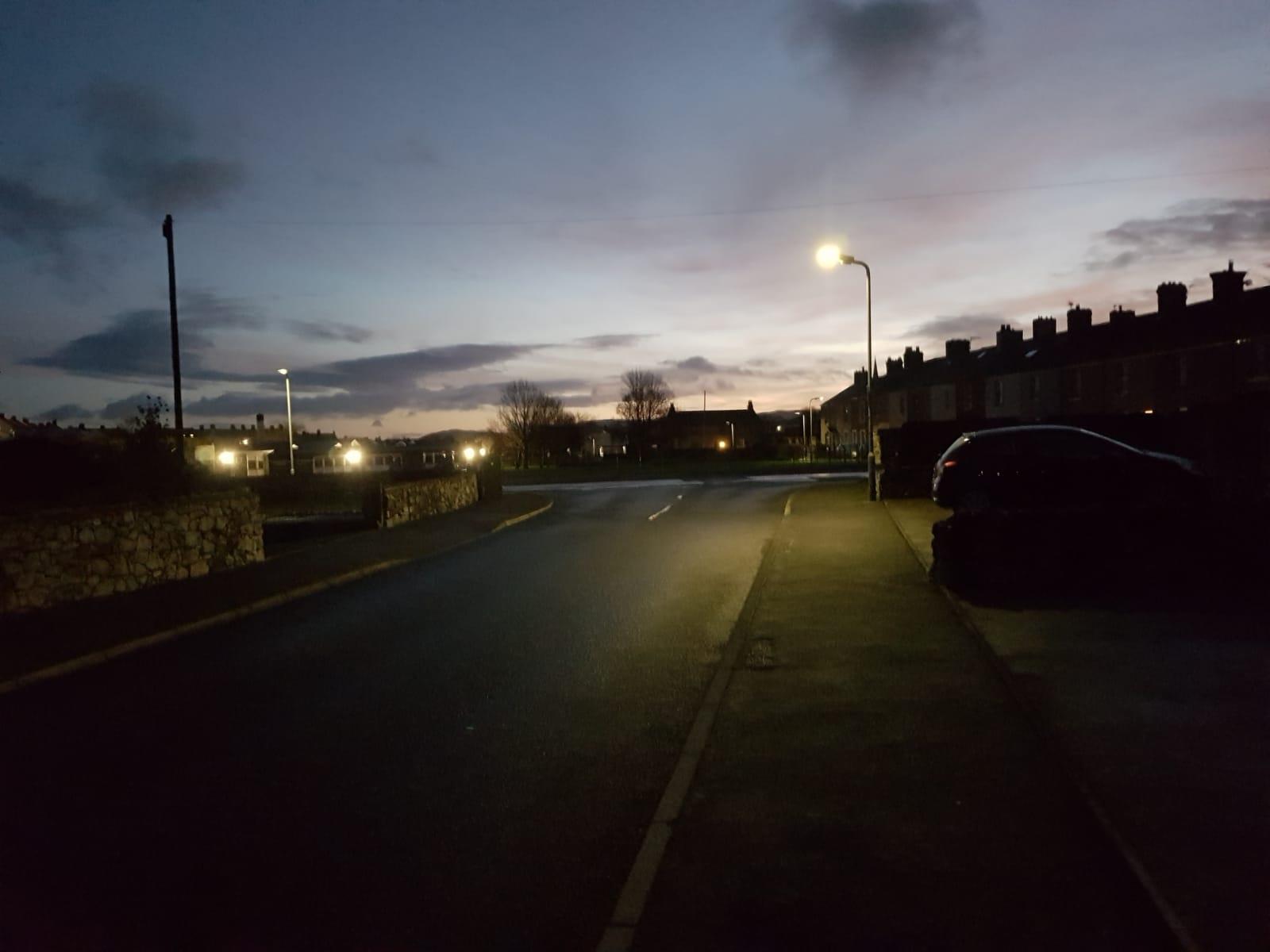 #MySundayPhoto - Winter Walks At Sunrise