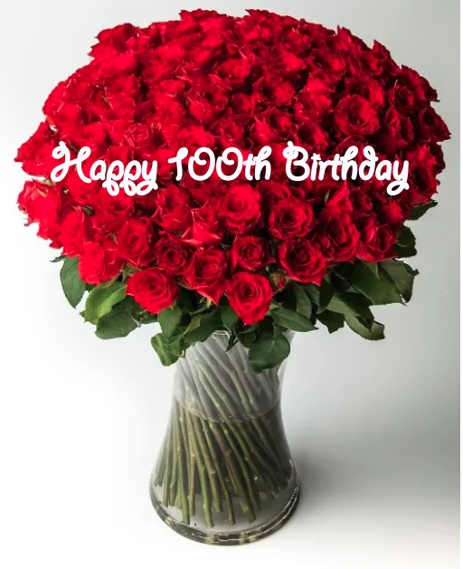 100 Years, 1000 Memories