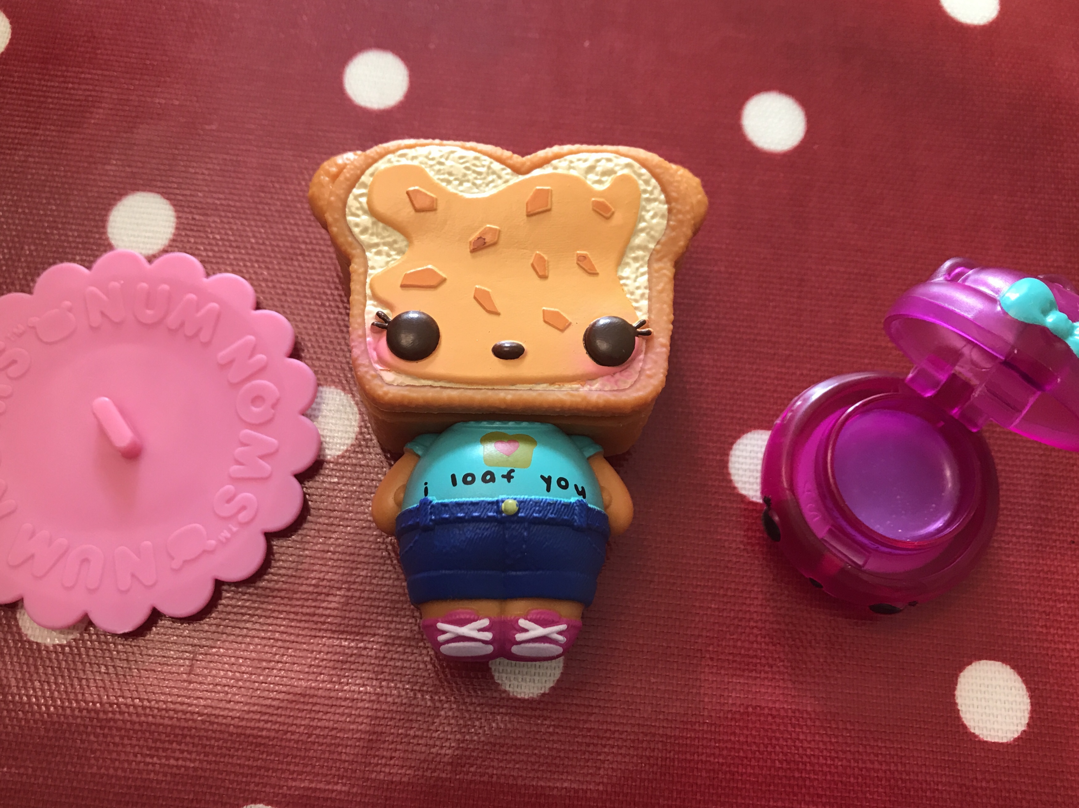 Celebrating Easter With Num Noms Latest Collectible Toys and Baking Easter Egg Bark