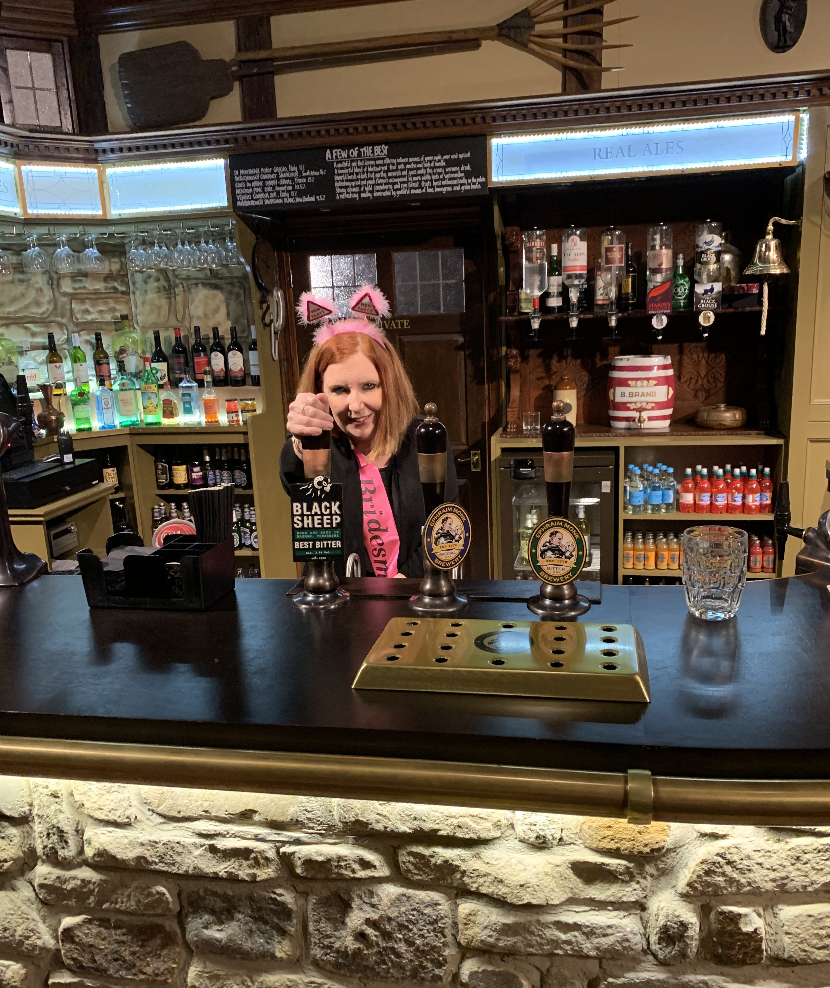#TheOrdinaryMoments - A Hen Weekend At The Woolpack