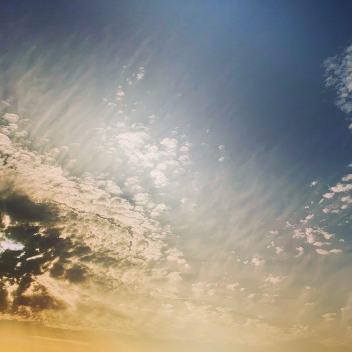 #MySundaySnapshot - Cloud Surfing 26/52 (2019)