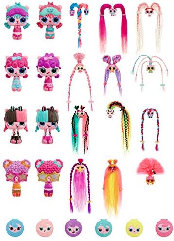 Styles & Surprises With Pop Pop Hair Surprise Sets