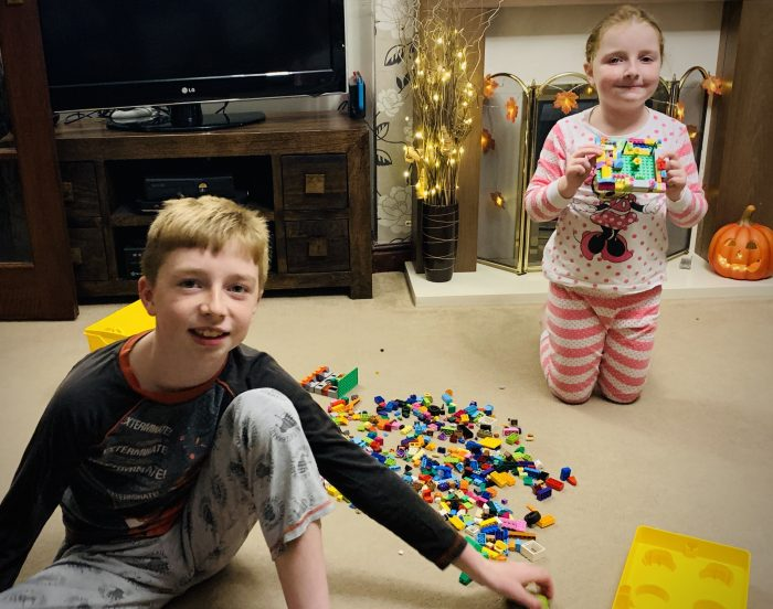 #TheOrdinaryMoments - Building Before Bedtime