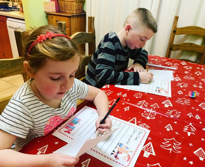 #TheOrdinaryMoments - Sending Letters To Santa
