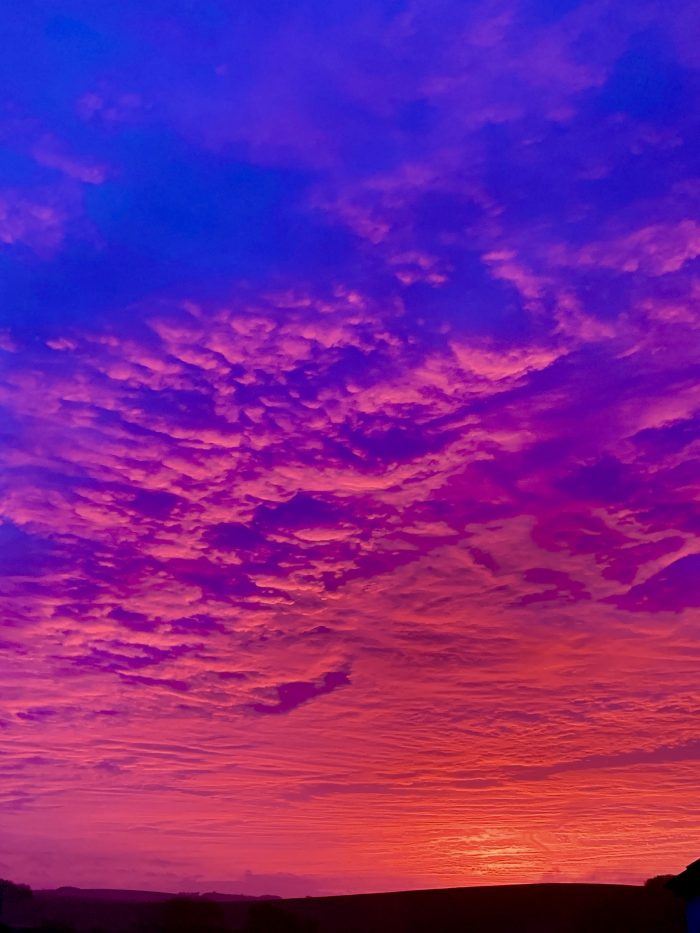 #MySundaySnapshot - A Spectacular Sunset 04/52 (2020)