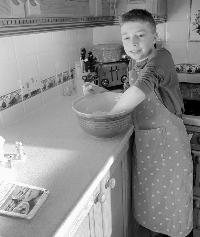 #LivingArrows - Biscuit Baking & Gappy Happy 10/52 (2020)