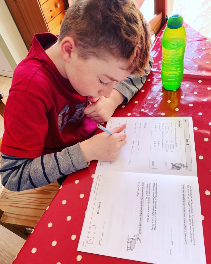 #LivingArrows - Homeschooling 12/52 (2020)