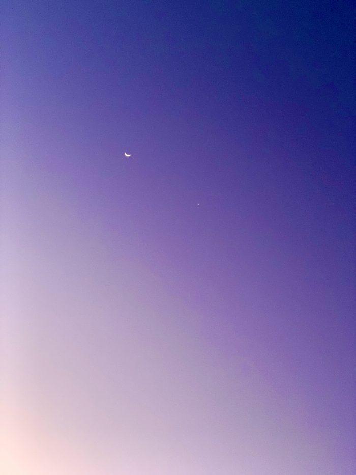 #MySundaySnapshot - Moon Gazing 13/52 (2020)