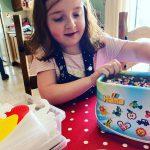 #LivingArrows - Home School & Hama Beads 16/52 (2020)