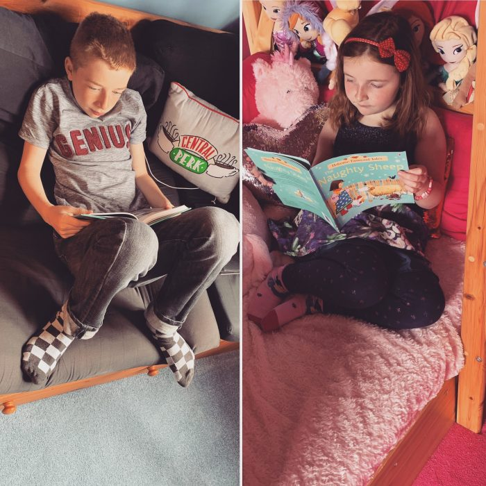 #TheOrdinaryMoments – Snuggle With A Story