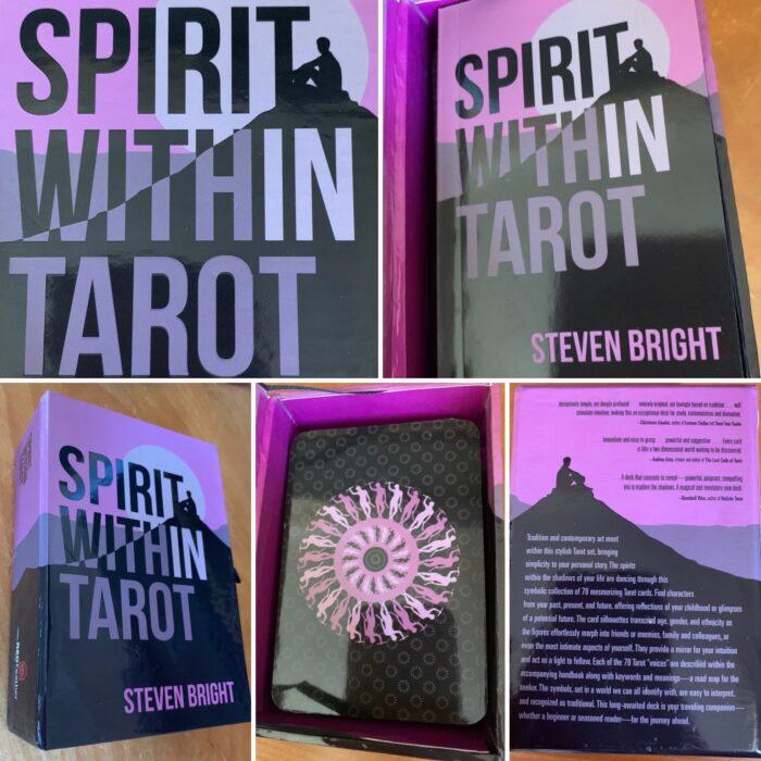 Shuffling Through The Spirit Within Tarot
