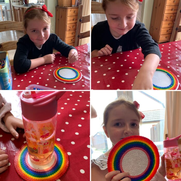 #TheOrdinaryMoments - Crafty Kids
