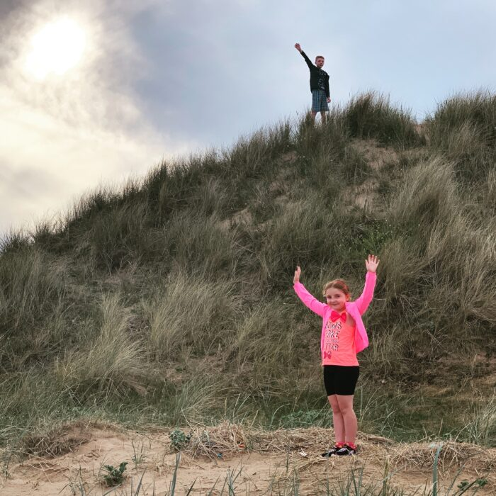 #TheOrdinaryMoments – Beach Battles