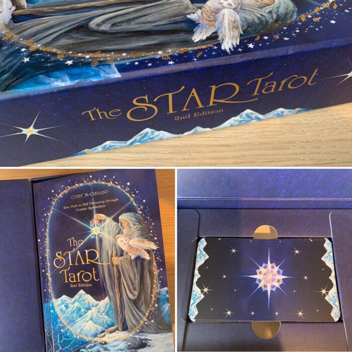 Shuffling Through The 2nd Edition Star Tarot