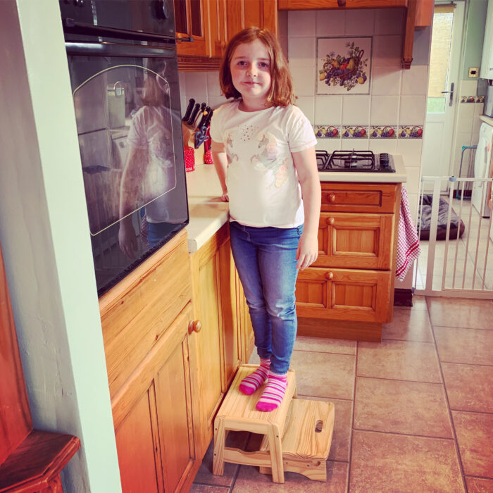#TheOrdinaryMoments – A Step Up In The Kitchen