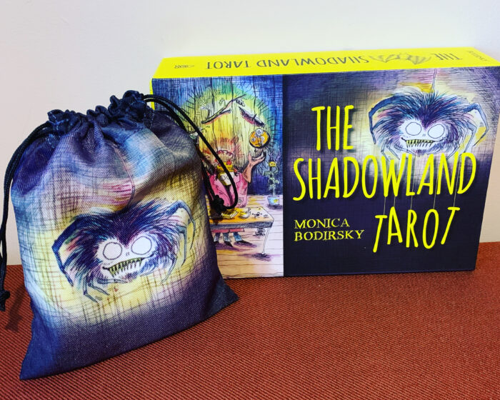 Reviewing & Reading With Monica Bodirsky's Shadowland Tarot
