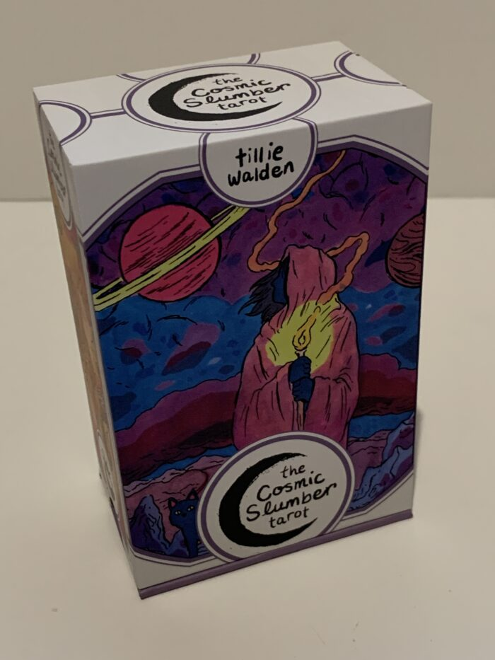 Reading & Reviewing The Cosmic Slumber Tarot