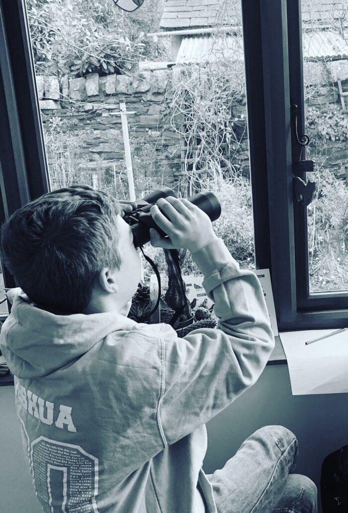 #LivingArrows - RSPB Birdwatch 05/52 (2021)