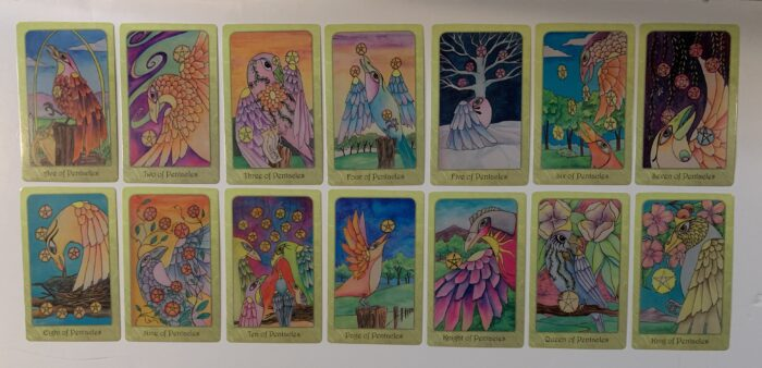 Forecasting The Future With The Dream Raven Tarot