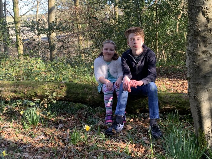 The Siblings Project - April 2021