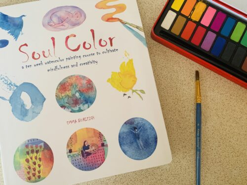 Cultivating Mindfulness & Creativity With Emma Burleigh's 'Soul Color'