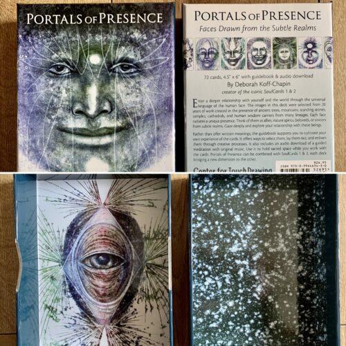 Perusing The Portals of Presence Divination Deck