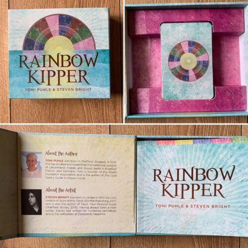Reading Fortunes With The Rainbow Kipper Divination Deck
